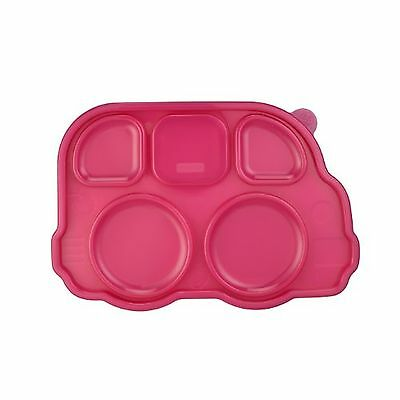 Innobaby Din Din Smart Sectional Lid Accessory for Divided Stainless Platter,