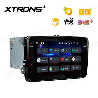 "7"" Quad Core Android 5.1 Car DVD Player GPS Radio For Toyota Camry Hilux RAV4"