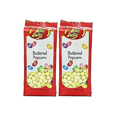 Jelly Belly Gift Bag, Buttered Popcorn Pack of 2