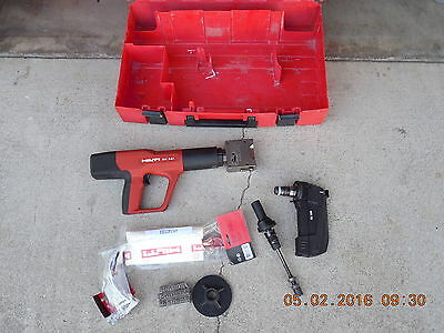 HILTI Powder-actuated tool DX-A41  HM marking tool kit NICE (582)