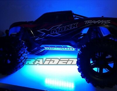 Blue Chassis Light LED Lighting System for Traxxas X-MAXX XMAXX 77076-4