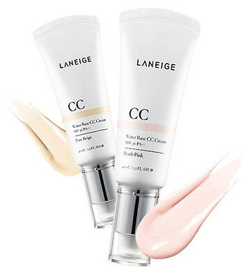 [LANEIGE] Water Base CC Cream 40ml /  Multi Cream by Amore Pacific