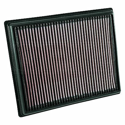 K&N Replacement Air Filter - 33-3035 - Performance Panel - Genuine Part