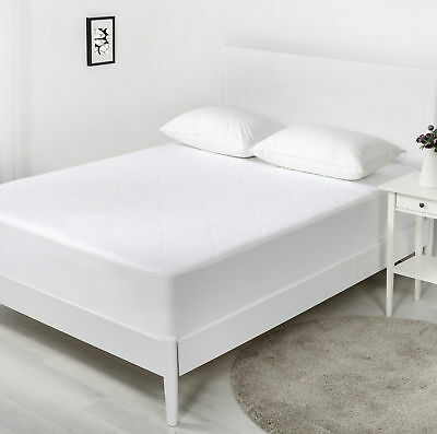 NEW Cotton Filled Mattress Protector