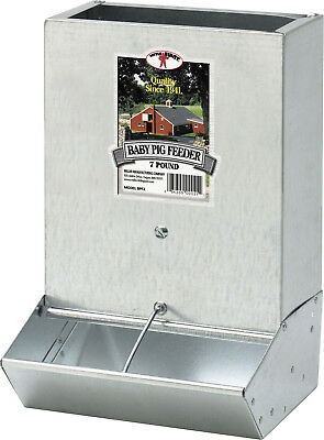 Little Giant 2 Hole Baby Pig Feeder, No. BPF2,  by Miller Mfg Co