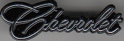 CHEVROLET cap pin - badge