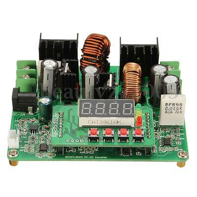 DC-DC 38V Digital Step-up Step-down Module Boost Buck Converter Solar Charging