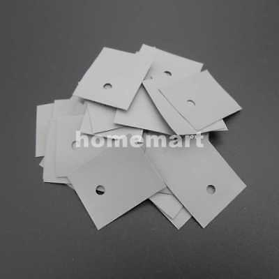 100PCS TO-3P TO-247 M3 Insulating Pad Sheet Insulation Film 3MM Washer TO 3P 247