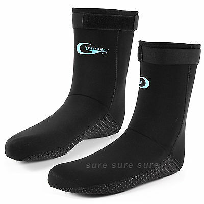 3mm Neoprene Scuba Swim Surfing Diving Socks Water Sport WetSuit Boot Dive warm