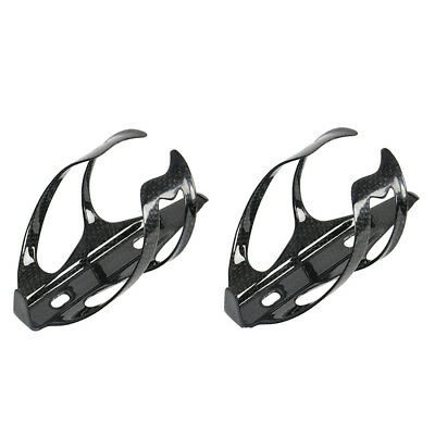 New Full carbon bike water bottle cages-2pcs FD001 3K GLOSSY