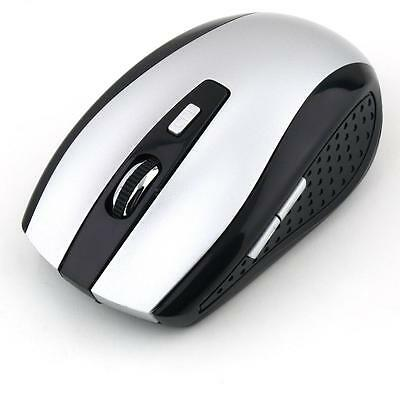 2.4GHz Wireless Optical Mouse Mice with USB Receiver For PC Laptop New AU
