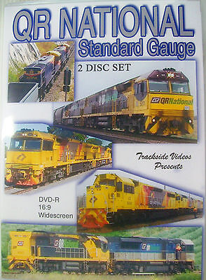 Qr National Standard Gauge 2 Disc Set