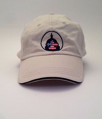 Boy Scouts of America BSA US Capital Area Cap Hat One Size Camping Collectable