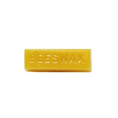 Beeswax Mould, 5 cavities, 28g bars - Beeswax wording in mould, Soap or wax