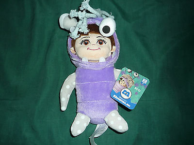 "8"" Plush ""Boo"" from Monsters Inc.-Dressed as a Monster- With Tags! -Disney/Pixar"
