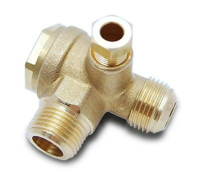 "Check Valve Compressor 3/8""-3/8"", 1/2""-3/8"", 1/2""-1/2"", 3/4""-1/2"", 1""-3/4"" type3"