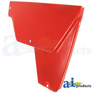 A-194841M1 Massey Ferguson Parts HOOD SIDE PANEL LH 30, 31, 3165, 150, 165, 175