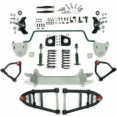 Mustang II 2 IFS Front End for 47-59 Chevy Pickup Truck Stage 2 Standard Spindle