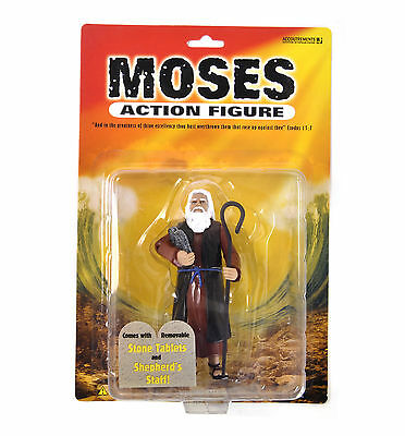Moses Actionfigur