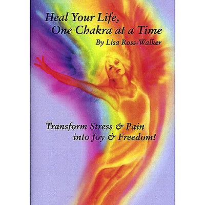 Heal Your Life One Chakra At A Time - Lisa Ross-Walker (CD Used Very Good)