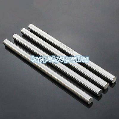 2PCS 3.1-5.3*100mm HSS Straight Shank Twist Drill Round Carbide Rod - LATHE TOOL