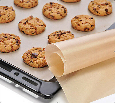 1PC Silicone Greaseproof Oven Bakeware Baking Mat Pad Cooking Paper Kitchen Tool