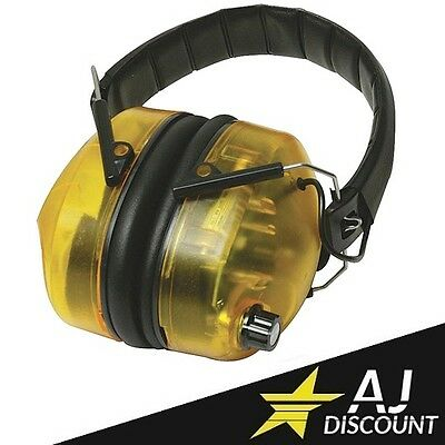 Casque anti-bruit électronique réglable SNR 30 dB - Protection auditive