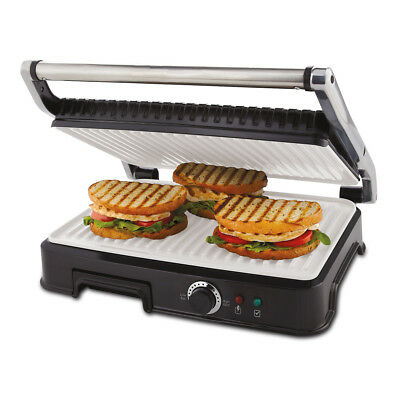 Oster DuraCeramic Extra Large Panini Maker & Grill CKSTPM6001-W-033