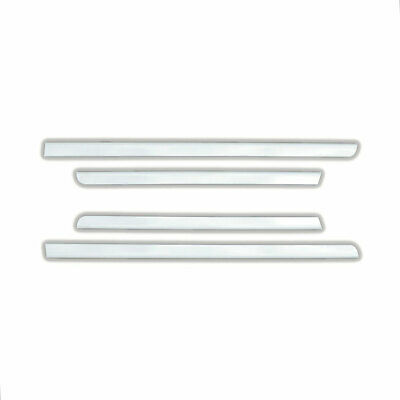 2010-2016 Toyota 4Runner 4pc Chrome Window Trim