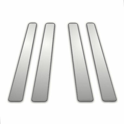 2010-2016 Toyota 4 Runner 4Pc Chrome Pillar Post Trim