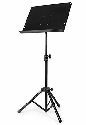 Nomad Heavy-Duty Music Stand with Solid Desk, Model NBS-1410