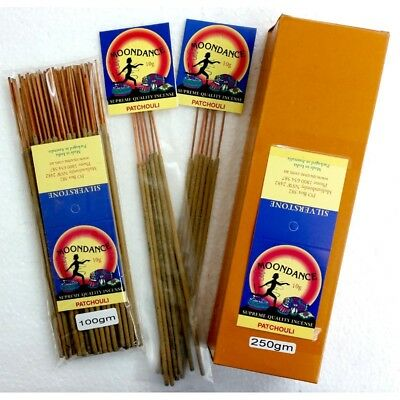 MOONDANCE Quality Incense PATCHOULI 250g BULK INCENSE FAST SHIPPING SMUDGE
