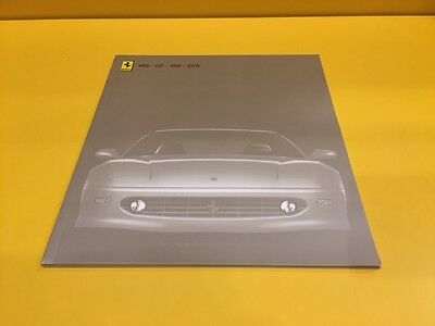 Ferrari 456MGT 456MGTA - Catalogue #1387/98