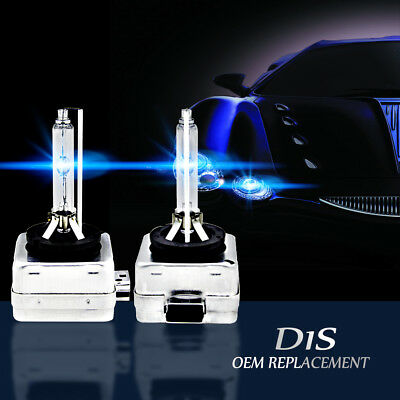 2X 35W D1S/D3S HID Xenon Bulb Car Headlamp Headlight Lamp 5000K/6000K/8000K 12V