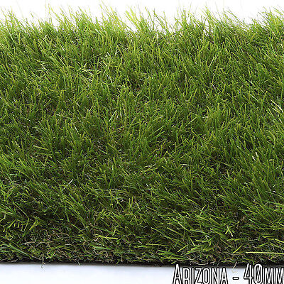 42MM Thickness - Quality Artificial Grass, Astro Turf - Arizona -  2-4M Wide