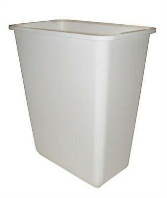 Rev-A-Shelf 30qt Replacement Waste Bin White, PartNo 6700-61-B, by Rev-A-Shelf