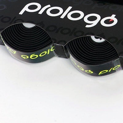Prologo Onetouch Handlebar Tape Black and Yellow Fluo