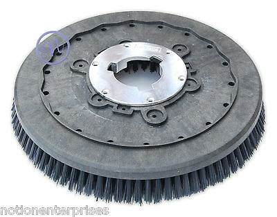 Viper 432mm (17 Inch) Carpet Shampoo Brush for Viper Polisher / Scrubber