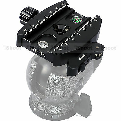 Lever Clamp for Gitzo GH1780 series RRS Ballhead ARCA Camera Quick Release Plate