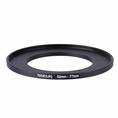 52mm to 77mm 52-77 52-77mm 52mm-77mm Stepping Step Up Filter Ring Adapter