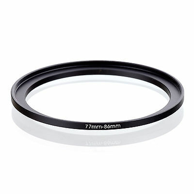77mm to 86mm 77-86 77-86mm77mm-86mm Stepping Step Up Filter Ring Adapter