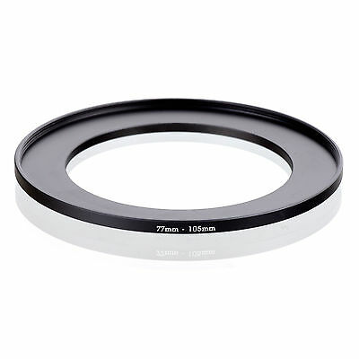 77mm to 105mm 77-105 77-105mm77mm-105mm Stepping Step Up Filter Ring Adapter