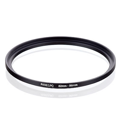 82mm to 86mm 82-86 82-86mm82mm-86mm Stepping Step Up Filter Ring Adapter