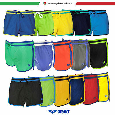 Arena - FUNDAMENTALS BORDERS X-SHORT - COSTUME MARE/PISCINA - art.  4051