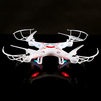 Syma X5C-1 2.4Ghz 6Axis RC Quadcopter Drone UFO Airplane UAV RTF White HOT