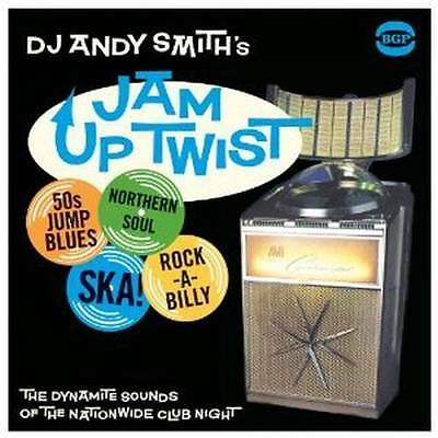 DJ ANDY SMITH'S JAM UP TWIST Various Artists  NEW 2X LP VINYL NORTHERN SOUL SKA