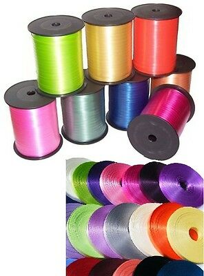 Wedding Favor Gift Wrap Balloon Curling Ribbon 20m Sweet Bags Party Present Wrap