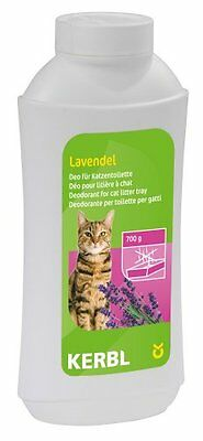 Kerbl Deodorant Concentrate For Cat Litter Trays Lavender Pet Supplies Deodoran