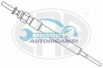 CANDELETTA ACCENSIONE BMW SERIE 5 Touring (F11) 530 d 190KW 258CV 09/2011>