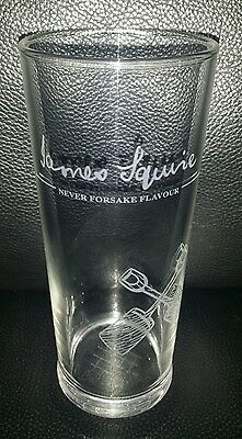 Rare Collectable James Squire 285Ml Beer Glass Brand New Never Used